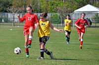 Orange Beach Alabama Soccer Shootout, March 17th and 18th, 2012