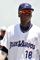 501, Pensacola Florida Blue Wahoos vs Mobile Alabama BayBears 06-17-2012