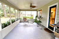 Real Estate Photography, camale, back porch, Emmele Photography, 1461