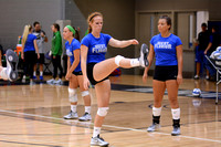 09-04-2015, UWF Womens volleyball, sport, action photography, Pensacola, Florida, 0716