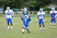 10-03-2015, UWF Argos Football Scrimmage, Football photography, 1397