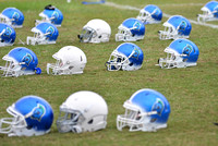 10-03-2015, UWF Argos Football Scrimmage, Football photography, 1487