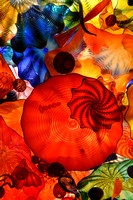 09-2015, Art and Abstract, Seattle Washington, 09-2015, Chihuly glass house museum, 3882