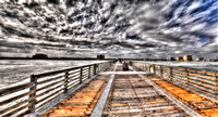 Jacksonville Beach Florida, Jax Beaches, Travel and Places, Panorama Photography, 11