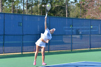 02-15-2015, womens and mens tennis, UWF Argos vs University of North Alabama Lions, 6890