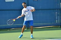 02-15-2015, womens and mens tennis, UWF Argos vs University of North Alabama Lions, 6852