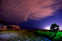 265, Skyscape Photography at Fort Pickens, Florida, Scape Photography