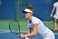 02-15-2015, womens and mens tennis, UWF Argos vs University of North Alabama Lions, 6966