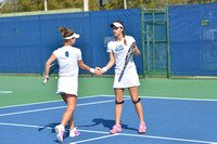 02-15-2015, womens and mens tennis, UWF Argos vs University of North Alabama Lions, 6941
