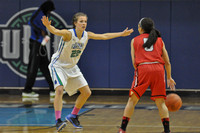02-13-2014, womens basketball, UWF Argos vs Union, 6964