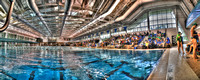 27, UWF First Swimming Competition, Panorama Photography, HDR Photography