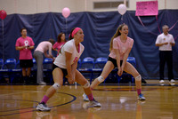 10-11-2014, Pack it Pink volleyball, 6910