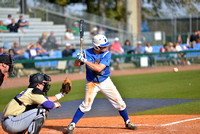 02-15-2015, baseball, UWF Argos vs North Alabama Lions