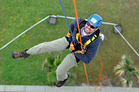 Over the Edge Rappelling for Boy Scouts of America, 1125