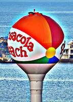 Pensacola Beach ball, Florida, 2034
