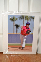 Baseball player, pitcher print for sale, 16x20 $60.00+S/H