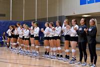 09-04-2015, UWF Womens volleyball, sport, action photography, Pensacola, Florida,9038
