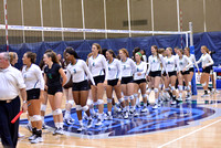09-04-2015, UWF Womens volleyball, sport, action photography, Pensacola, Florida,9063