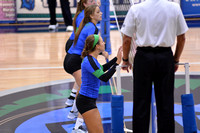 09-04-2015, UWF Volleyball, first game, 2pm