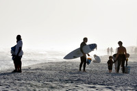 Surfers at the Pensacola Beach,Florida, 03-24-2013, Surfers, Sport Photography,4649