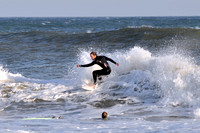Surfers at the Pensacola Beach,Florida, 03-24-2013, Surfers, Sport Photography, 4758