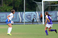 09-22-2015, First home game, UWF women's soccer