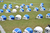 10-03-2015, UWF Argos Football Scrimmage, Football photography, 1486