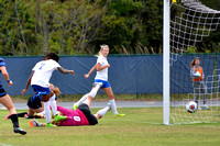 10-04-2015, UWF Argos vs Shorter, soccer photography, action and sport photography, womens soccer, 2396