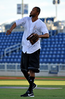 Reggie Evans Charity Softball Game at Maritime Park Pensacola Florida, 07-13-2013, Softball, Sport Photography, 0570