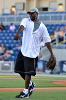 Reggie Evans Charity Softball Game at Maritime Park Pensacola Florida, 07-13-2013, Softball, Sport Photography, 0590