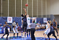 11-28-2015, UWF Argos vs Young Harris, basketball, sports photography, 6668