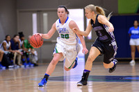 11-28-2015, UWF Argos vs Young Harris, basketball, sports photography, 6705