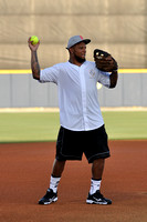 Reggie Evans Charity Softball Game at Maritime Park Pensacola Florida, 07-13-2013, Softball, Sport Photography, 0563