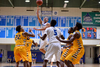 12-17-2015, UWF Argos vs Mississippi College, mens basketball, 0569