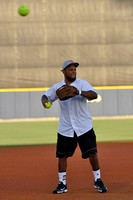 Reggie Evans Charity Softball Game at Maritime Park Pensacola Florida, 07-13-2013, Softball, Sport Photography, 0562