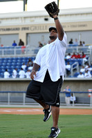 Reggie Evans Charity Softball Game at Maritime Park Pensacola Florida, 07-13-2013, Softball, Sport Photography, 0578
