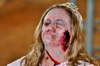 05-31-2014, Zombie Run, Pensacola, Florida, Beulah Equestrian Center, Running, Sport Photography, 8385