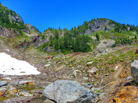 Yellow Aster Butte Mountain Trail Hike, Washington, Landscape Photography, 08-04-2016, 122709