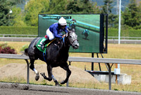 08-21-2016, Emerald Downs Horse Racing, Washington
