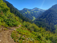 Yellow Aster Butte Mountain Trail Hike, Washington, Landscape Photography, 08-04-2016, 111030