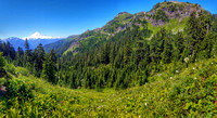 Yellow Aster Butte Mountain Trail Hike, Washington, Landscape Photography, 08-04-2016, 115712