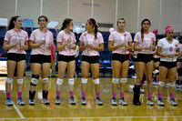 10-11-2014, Pack it Pink volleyball, 0083