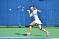 02-15-2015, womens and mens tennis, UWF Argos vs University of North Alabama Lions, 6916