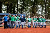 02-03-2014, UWF Argos vs Southern Arkansas, Softball, Sport Photography, 5214