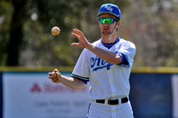 03-18-2014, Baseball, UWF Argos vs North Georgia