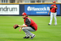 03-28-2014, Blue Wahoos vs Cincinnati Reds, Exhibition Game, Baseball Photography, Sport Photography, 2552