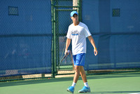 02-15-2015, womens and mens tennis, UWF Argos vs University of North Alabama Lions, 6854