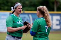 02-03-2014, UWF Argos vs Southern Arkansas, Softball, Sport Photography, 5157