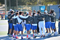 02-15-2015, womens and mens tennis, UWF Argos vs University of North Alabama Lions, 6833