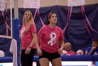 10-11-2014, Pack it Pink volleyball, 6876